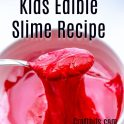 Edible Kids Slime