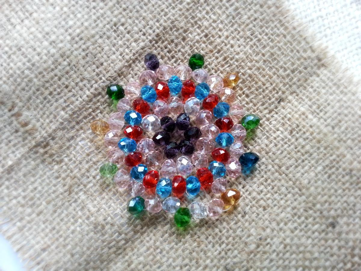 how to make a seed bead rosette jewelry
