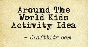 Around the World Activity