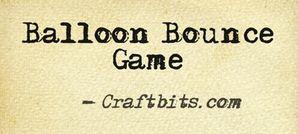 Balloon Bounce Game