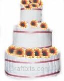 Baby Shower – Cloth Diaper Cake