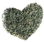 Blissful Heart Pomander