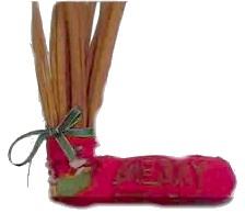 Smelly Cinnamon Socks Decoration