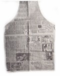 Newspaper Kids Apron