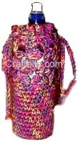 Water Bottle Bag: Crochet Pattern
