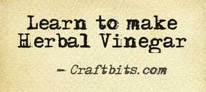 Herbal Vinegar – Basics