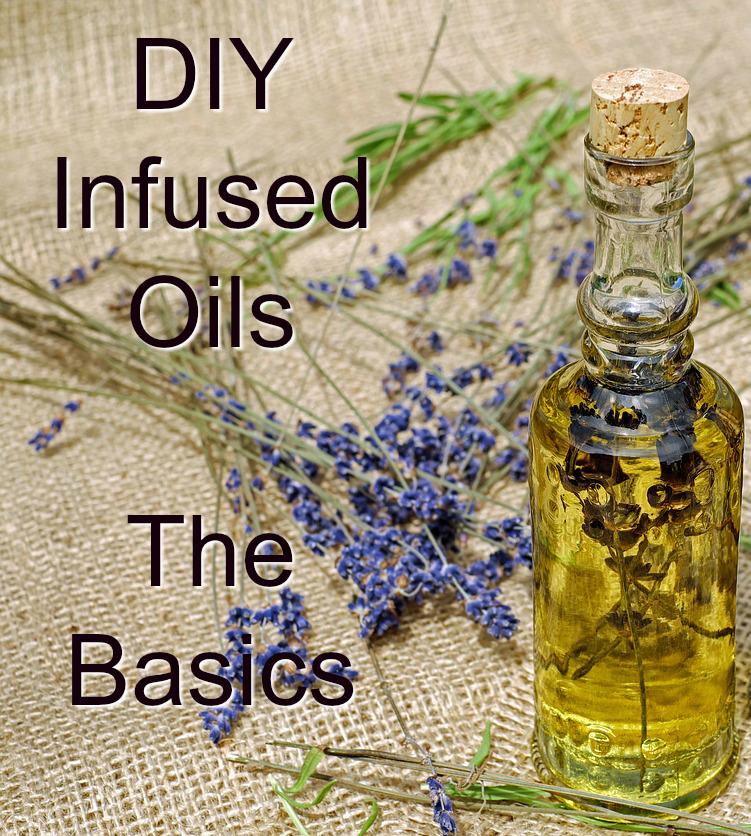 Infused oils – Basics