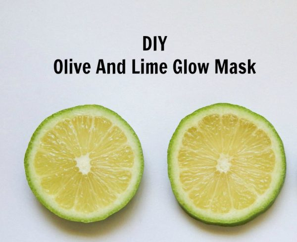 Olive And Lime Glow Mask