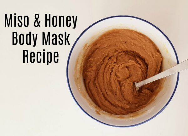 Miso & Honey Body Mask