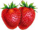 Balancing Strawberry Scrub