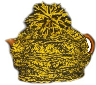 Tea Cozy – Two Tone