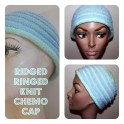 Charity Pattern: Ridged/Ringed Chemo Cap