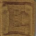 Letter Cloth - E