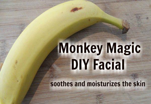 Honey Banana Facial