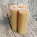 Bees Wax Pillar Candle