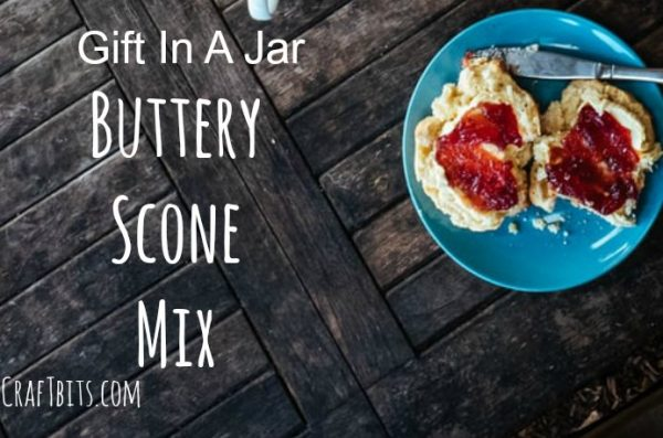 Buttery Scone Mix