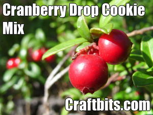 Cranberry Drop Cookie Mix