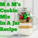 M & M Cookie Mix