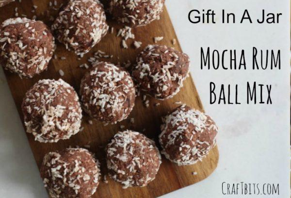Mocha Rum Ball Mix