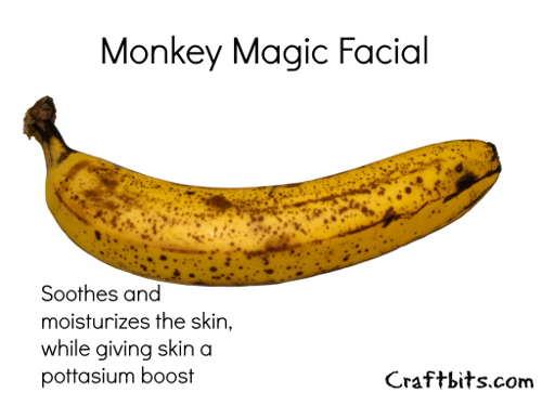 Monkey Magic Facial