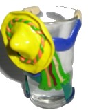 mr tequilla shot glasses