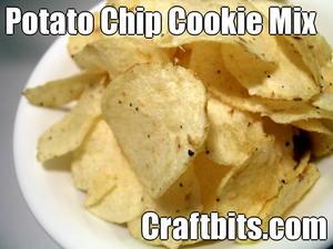 Potato Chip Cookie mix