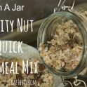 Fruity Nut Oatmeal Mix