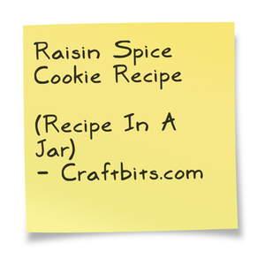 raisin-spice-cookies