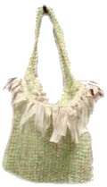Knitted Carpenter Bag