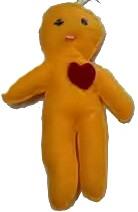 Chakra Healing Doll