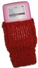 iPod Cozy Pattern