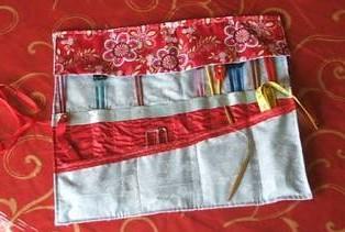 Kimono Needle Roll