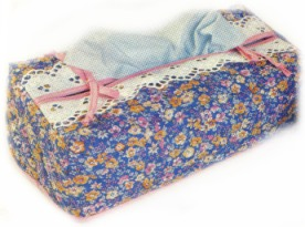 Kitsch Tissue Box Cover