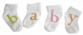 Baby Sock Sign