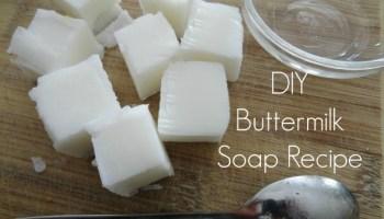 buttermilk soap recipe