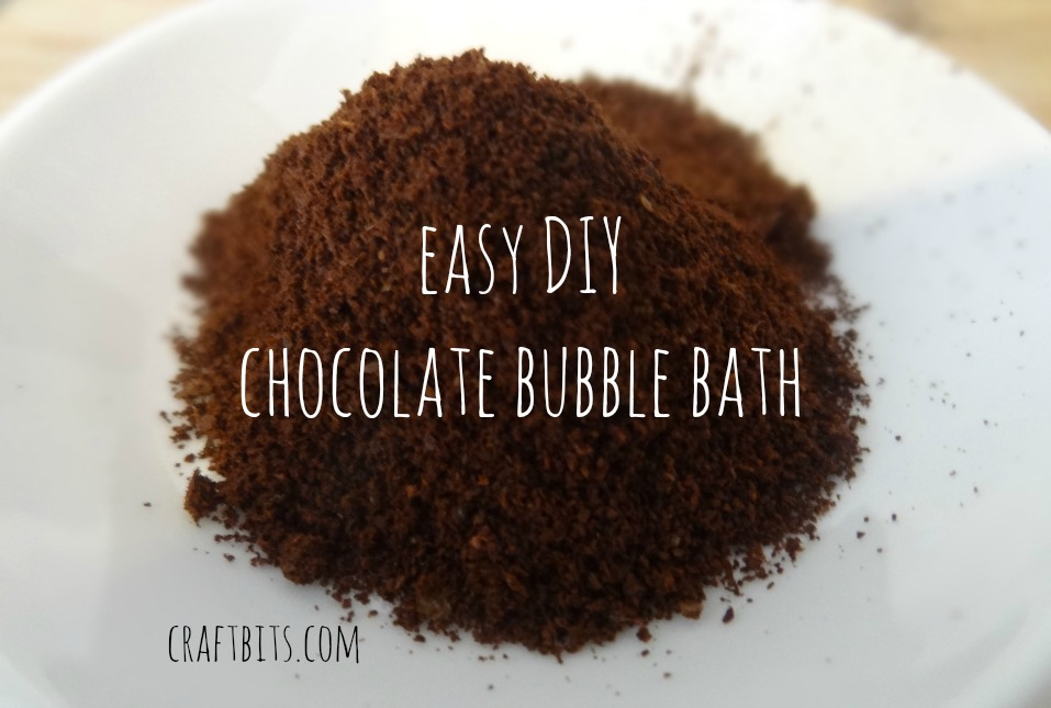 Bubble Bath – Chocolate