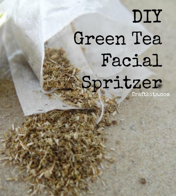 Green Tea Spritzer