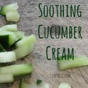 Soothing Cucumber Cream