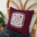 Irish Lace Pillow