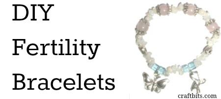 DIY Fertility Bracelet