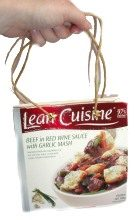 Lean Cuisine Box Bag