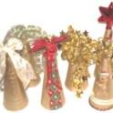 Cone Ornaments