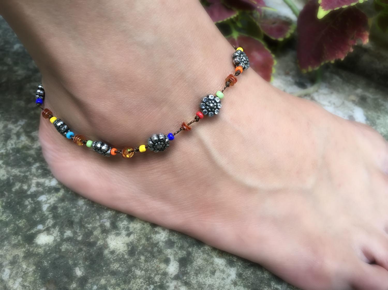 Wonder Bead Anklet