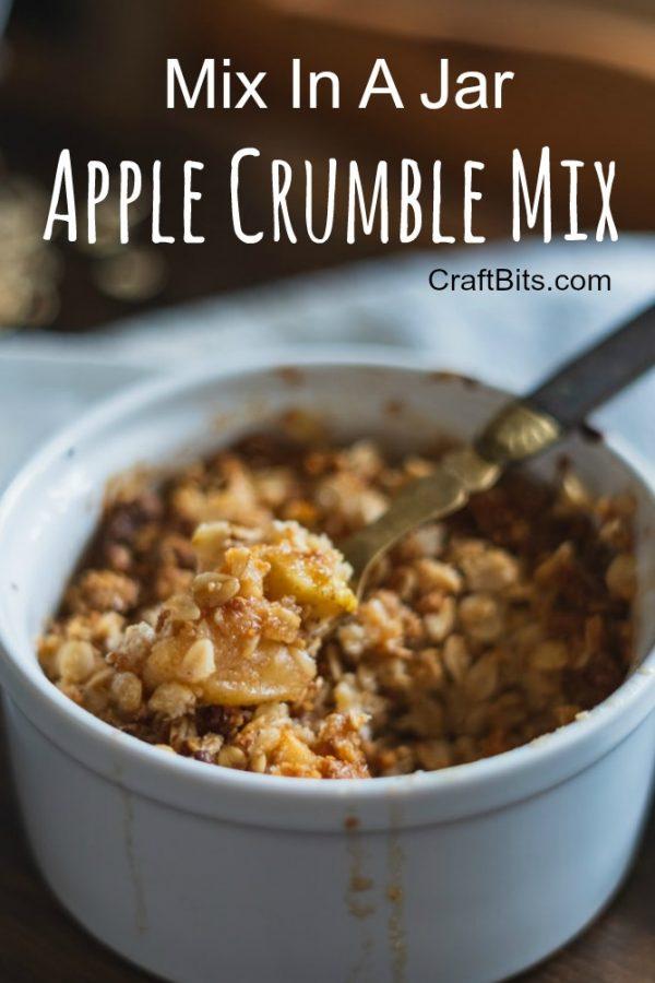 Apple Crumble Mix