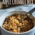Apple Crumble Mix