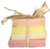 Lime Sherbet Soap