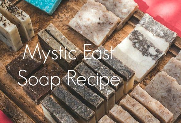 Mystic East Soap