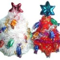 Lolly Tree - Tinsel Tree