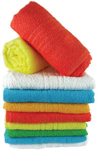 Wax Scented Hand Towels