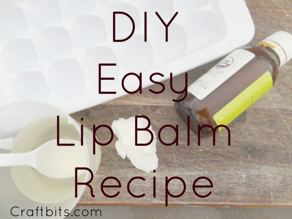 free lip balm recipes